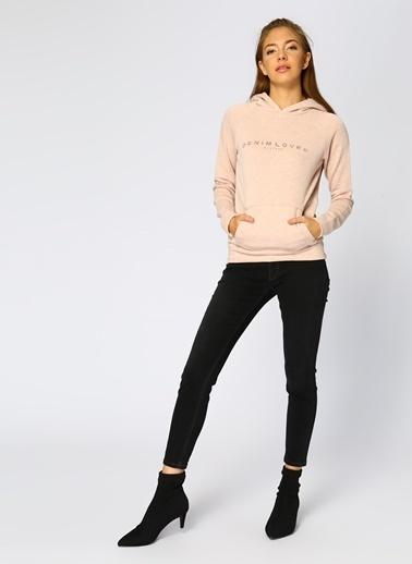 Mustang Sweatshirt Pembe